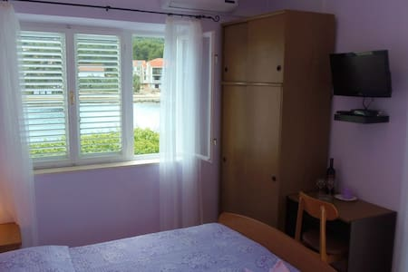 Lumbarda ROOM seaview - ADRIATIC -3 - Lombarda