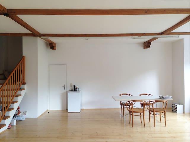 Wohnatelier mit tollem Ausblick - Salzburg - Lejlighed