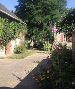 Gite rural dans nid de verdure - Pithiviers-le-Vieil - House