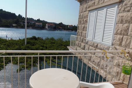 Lumbarda ROOM seaview - ADRIATIC -4 - Lombarda