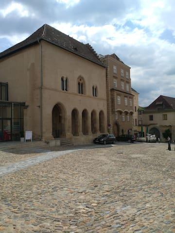 Apartement in der Altstadt Krems