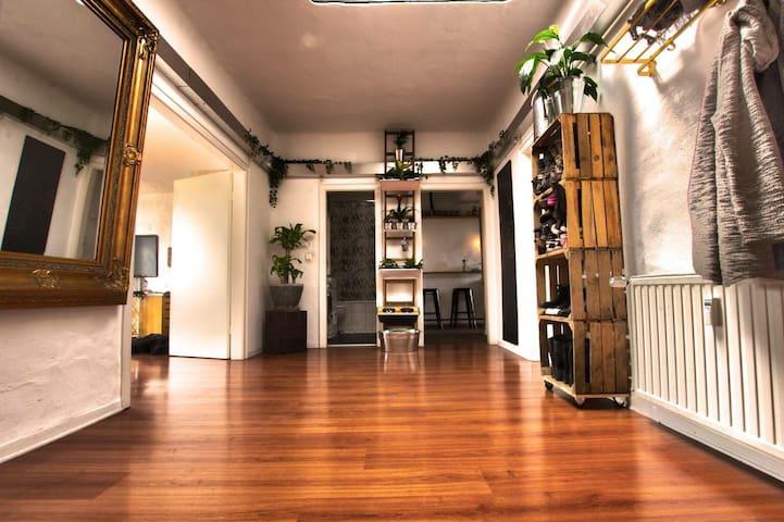 Zimmer mitten im Zentrum
