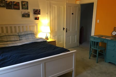 (N. Berkeley) Sunny, spacious room!