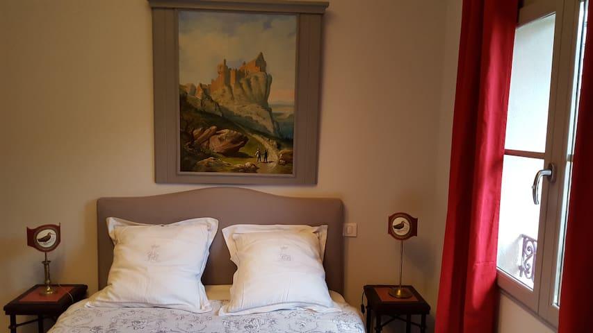 Arènes 2 jolies chambres pour 4