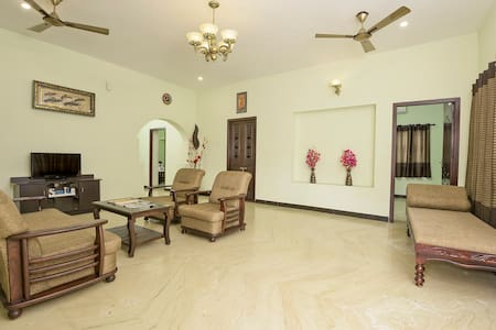 IKOS Serviced Apartments - Coimbatore - Appartement