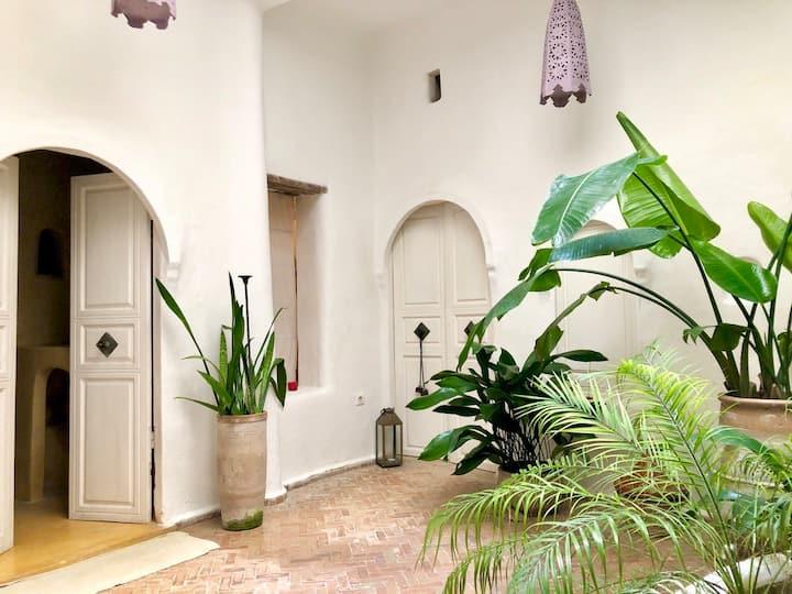 Riad à Essaouira, au charme authentique en médina