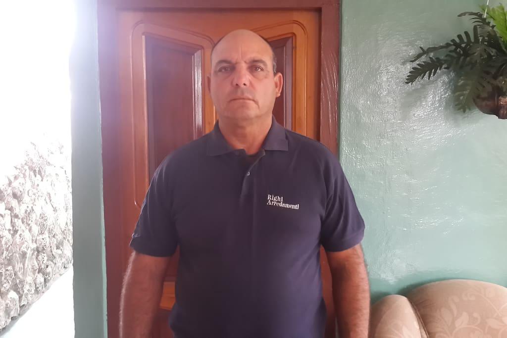 dueño Bernaldo (Chichi)