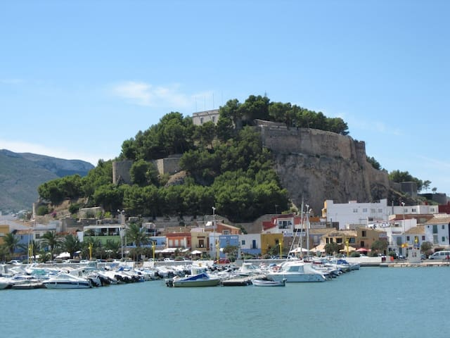 Discover beautiful Denia (Alicante)