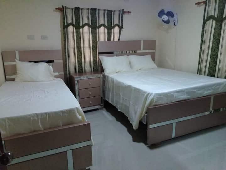 Apartamento de una habitacion ,con wifi Luz 24/7