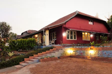 Notting Hill Homestay, Family Room - Madikeri - House