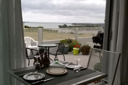 BB,Pvt Studio,Harbour View,Bch,Cafe,Restrts,FreeWF - Omokoroa