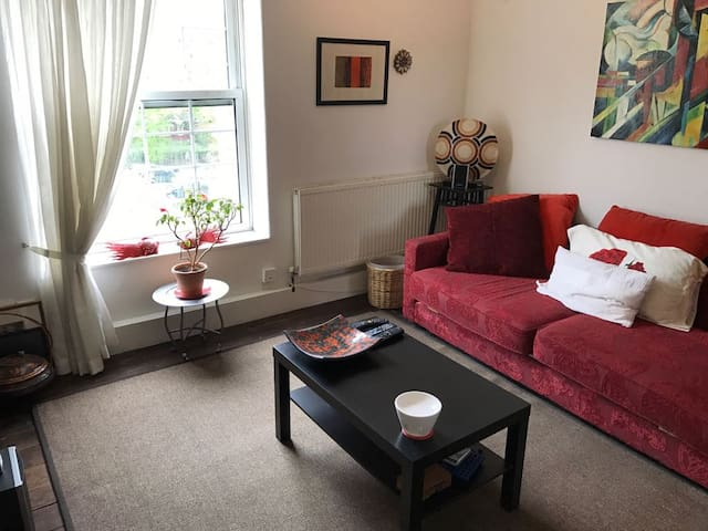 Centrally located, Sunny , 1 bedroom flat.