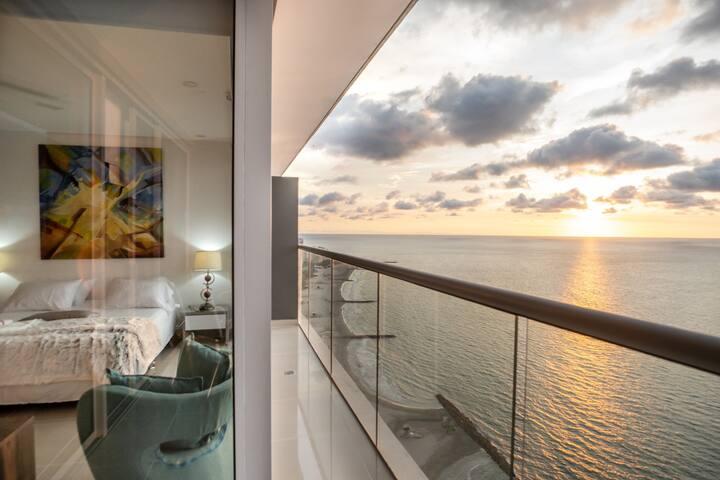 Spectacular 1 Bedroom Apartment in Bocagrande
