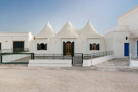 740 Trulli in Savelletri with Sea View - Fasano