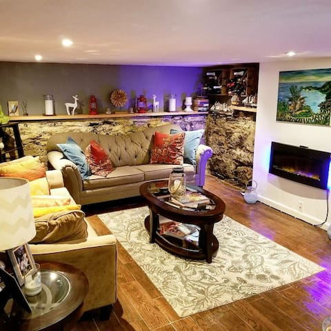 Private Man Cave Get Away