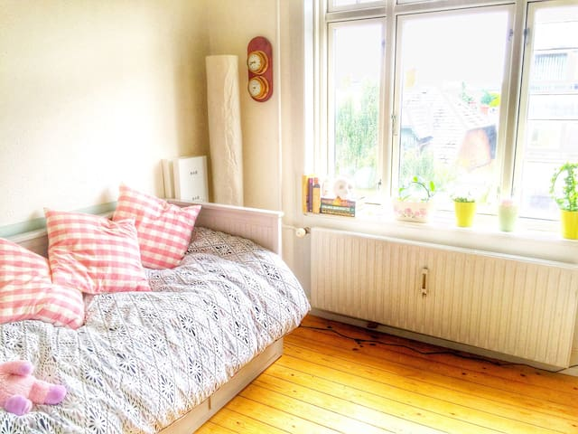 Cozy room in middle of Frederiksberg