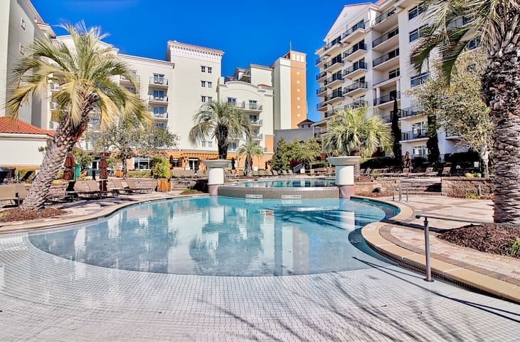 Marina Inn/POOL OPEN! ICW views/8th flr end unit!