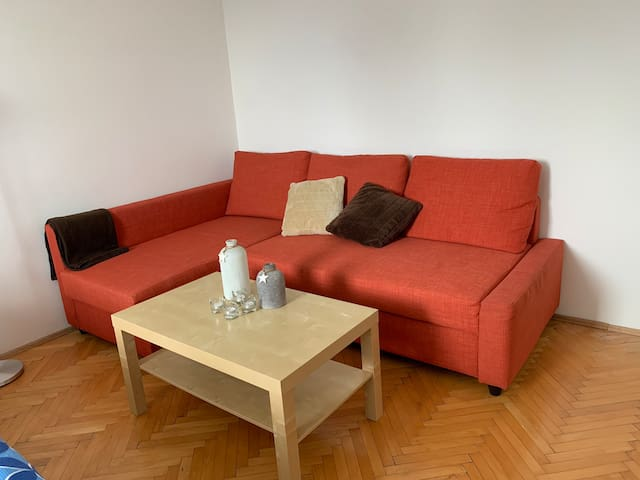 Cozy apartment & Great location! :)