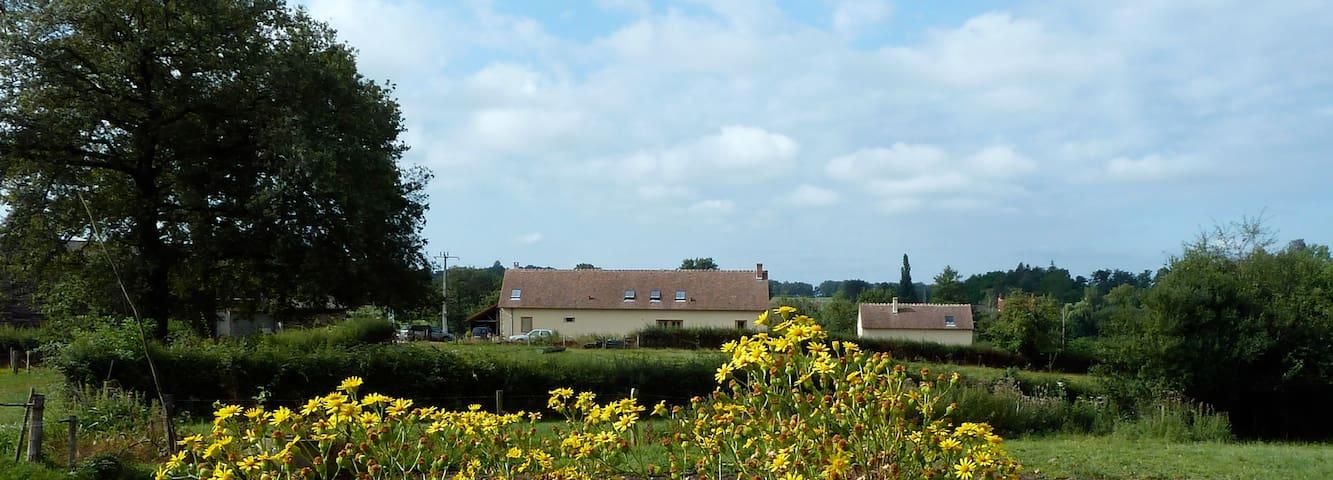 La ferme du Charnay - Toury-sur-Jour - Dom