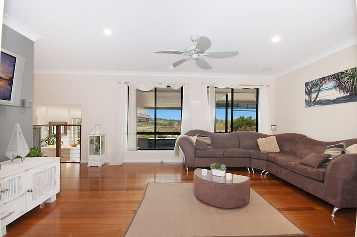 Quality, Spacious, Family home in Lennox Head.