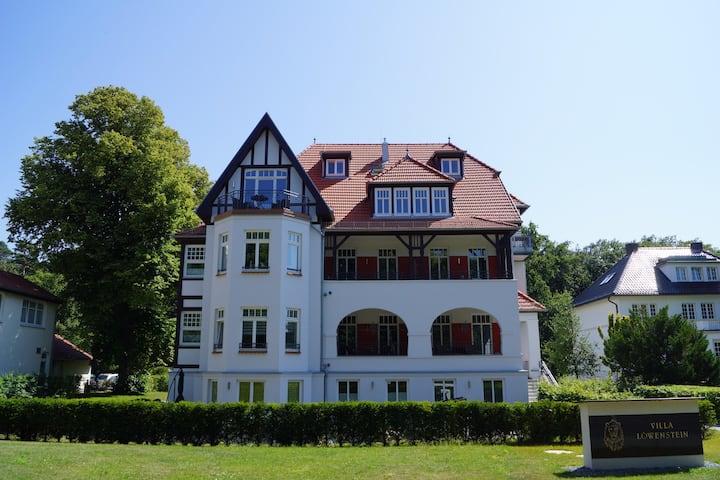 Hochwertige Ferienwohnung direkt an der Ostsee