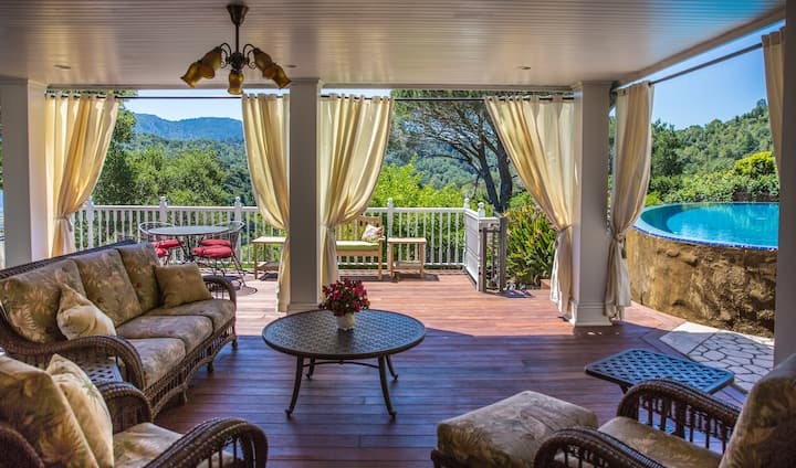 Mountain View Retreat