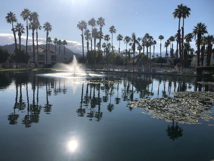Relaxing Palm Desert Getaway at Desert Breezes