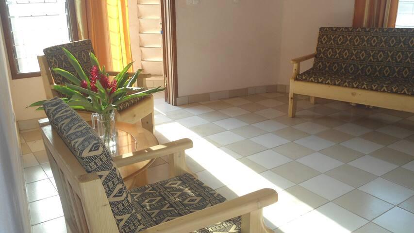 Agréable appartement meublé à Makepe (Douala)