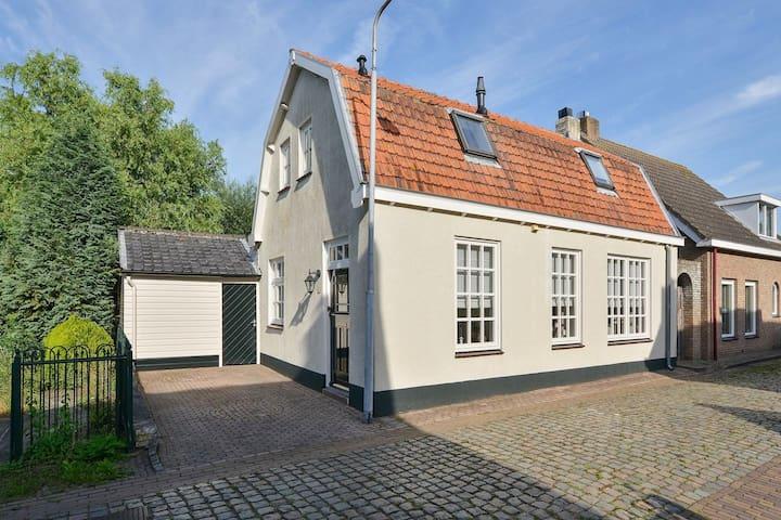 Cozy house with a view in Terheijden