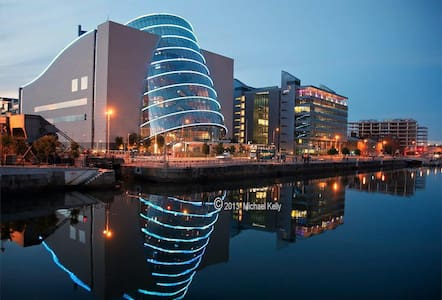 Luxury in the heart of Dublin.