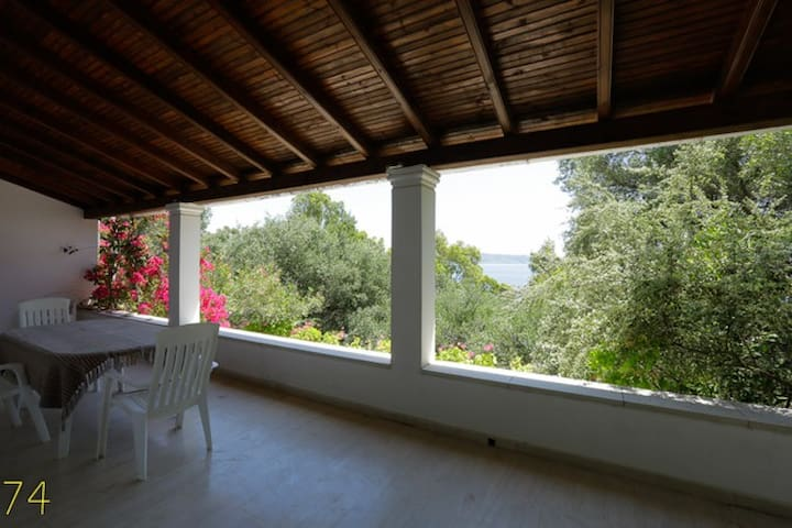 The Guest House on the Beach, Kerassia,North Corfu - Corfu - House