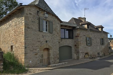 Charm with views, activities nearby - Bozouls - Ev