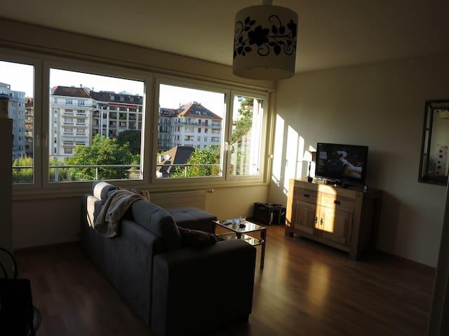 Przytulne mieszkanie w centrum Genewy - Genewa
