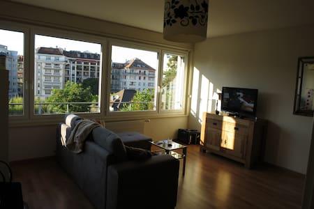 Magnifique appart au centre de Genève - 日内瓦 - 公寓