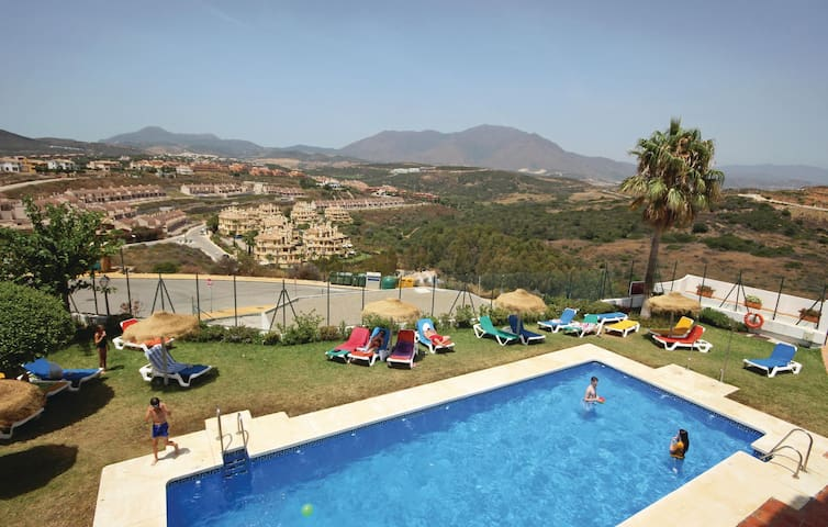 Awesome home in Casares Costa with 3 Bedrooms