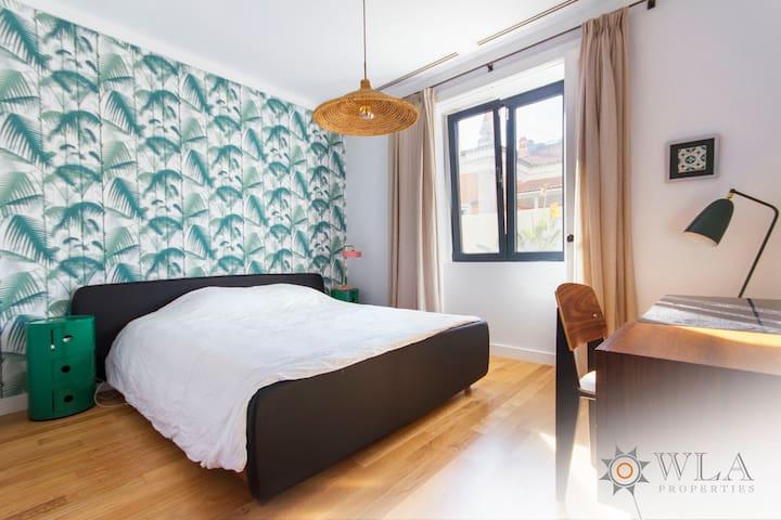 Chambre 3 Tropicale