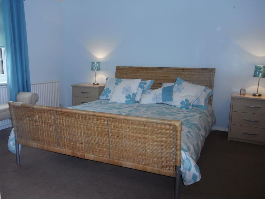 Cottage 1 bedroom - 5ft bed