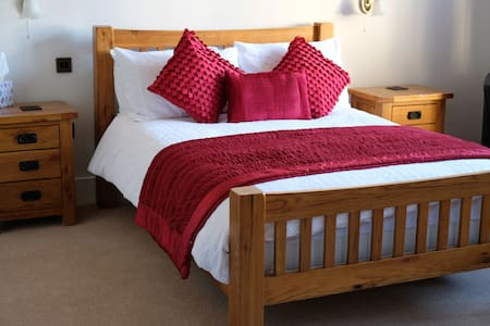 The Merchant House - Wool Room - Ipswich - Bed & Breakfast