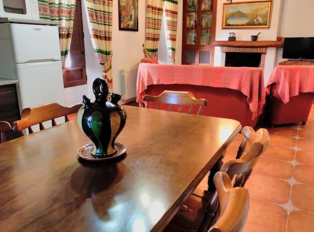 Apartamento Tahona Molino de Abajo - Ribera Baja - Квартира