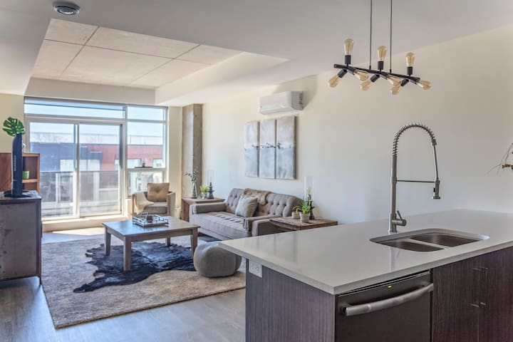 Modern 2br In Downtown Halifax With Balcony *NEW*
