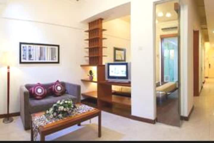 Kuala Lumpur Peninsula semantan suites Studio