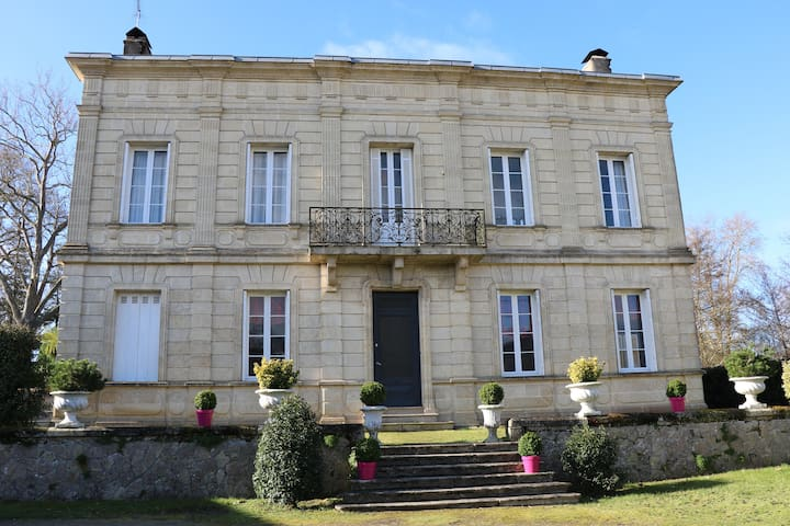 Chambre d'hôtes Parc régional Landes de Gascogne
