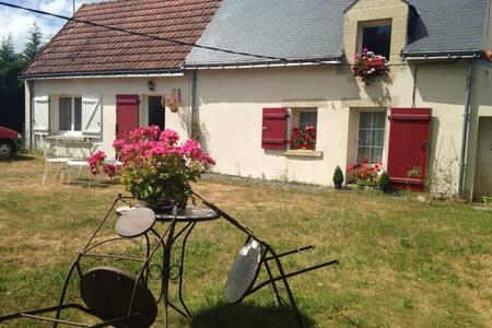 Ancienne Chaumière de charme - Saint-André-des-Eaux