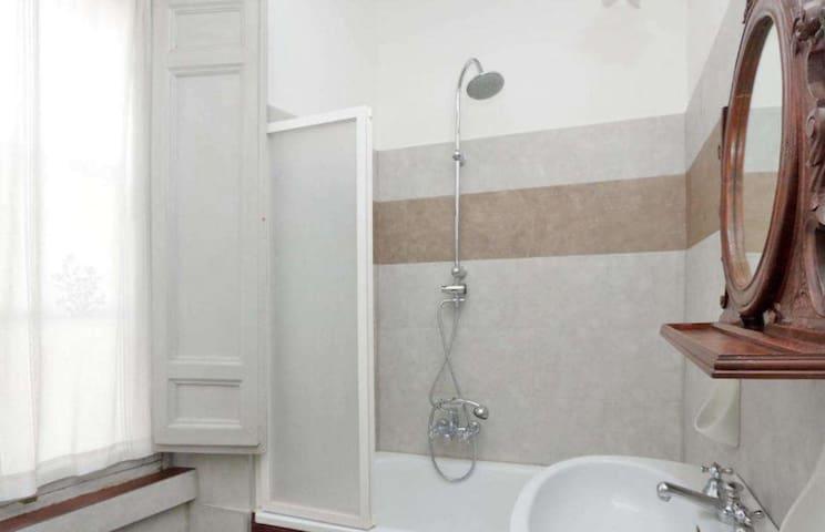 Elegant bilik apartmen