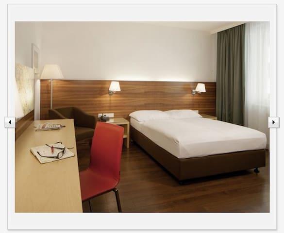 Hotel room in the centre - Wien - Bed & Breakfast