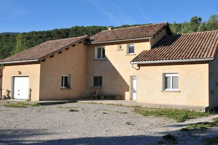 Maison des Alpes du sud - La Faurie
