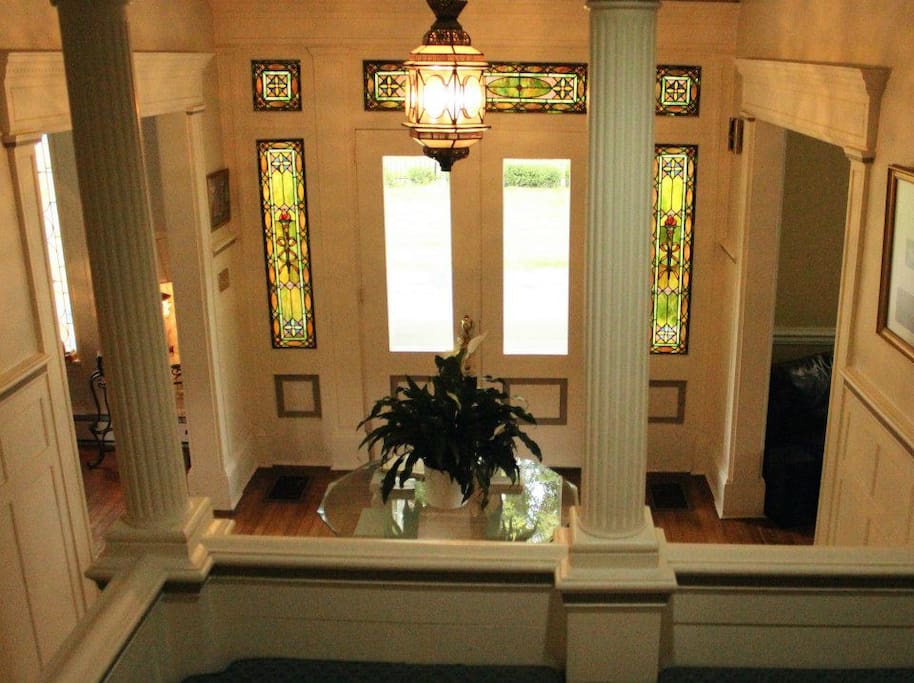 Picture of the foyer