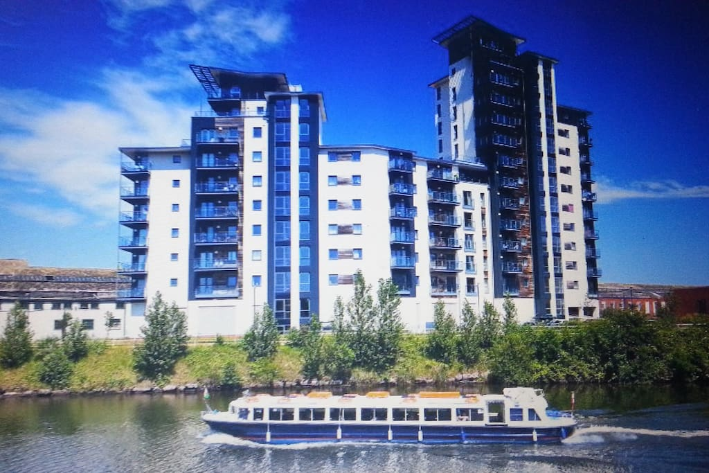 Luxury apartment Cardiff Bay/centre - Apartments for Rent ...