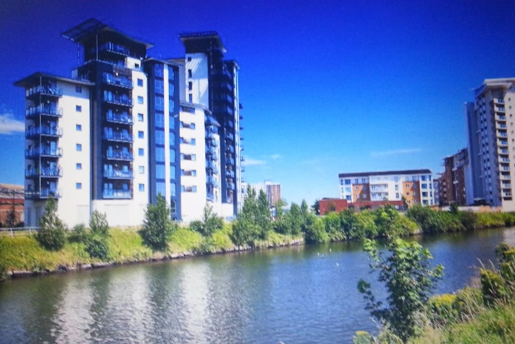 Luxury apartment Cardiff Bay/centre - Flats for Rent in ...