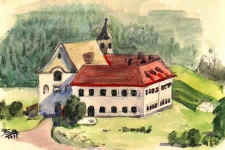 Schloss Berg Klösterle Noviziat - Gnesau